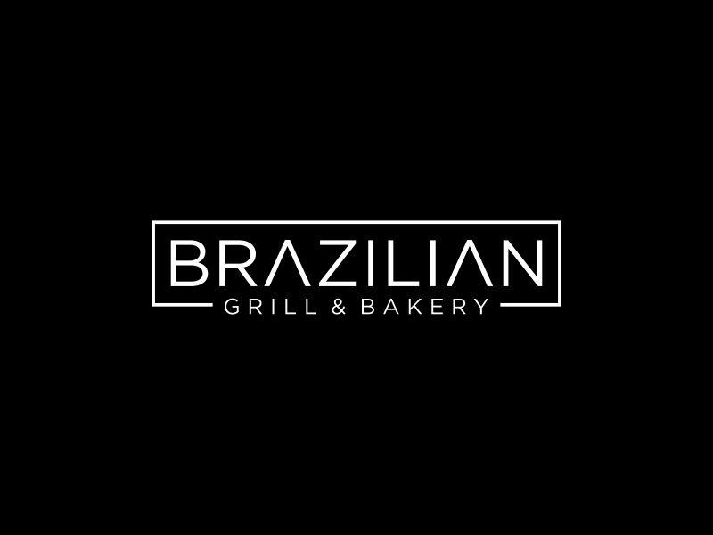 Brazilian Grill & Bakery logo design by mukleyRx