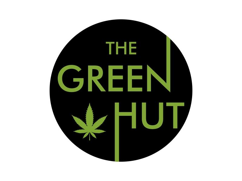 The Green Hut logo design by Kruger