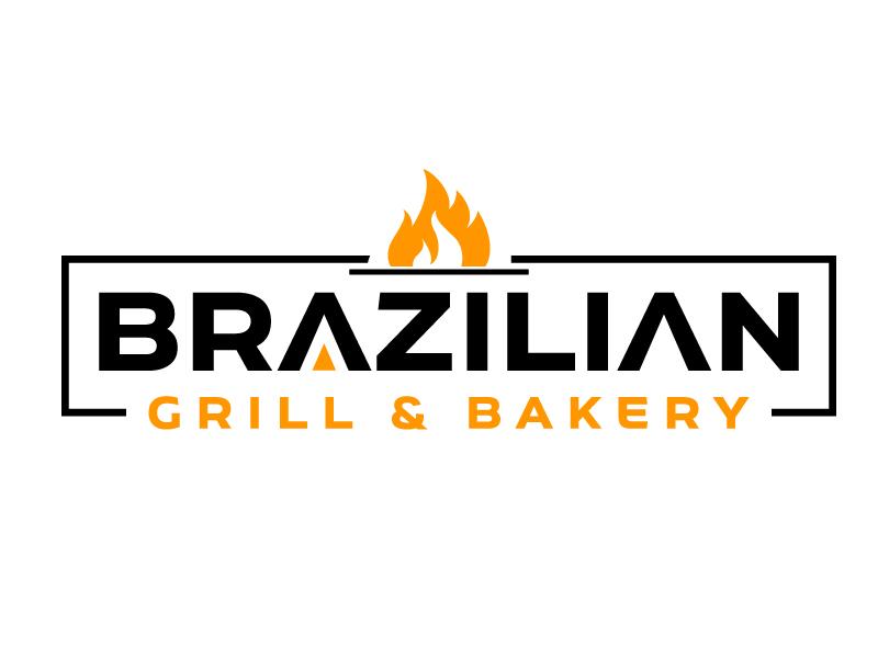 Brazilian Grill & Bakery logo design by jaize