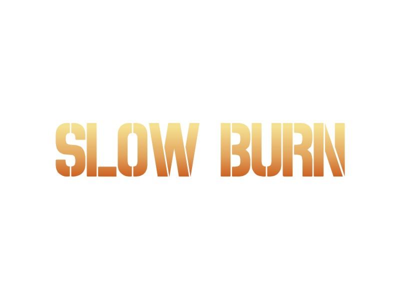 Slow Burn logo design by ArRizqu