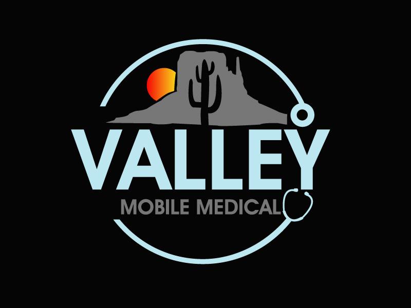 Valley Mobile Medical logo design by PMG
