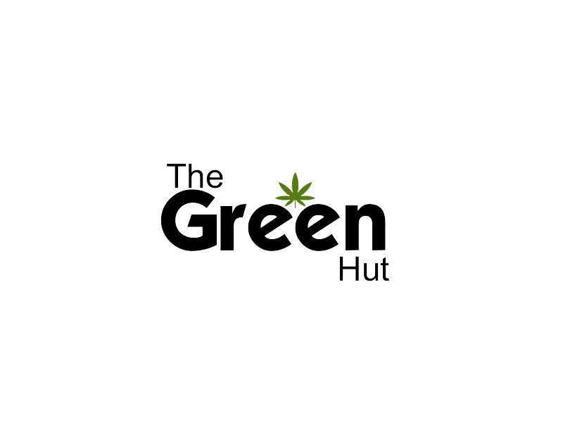 The Green Hut logo design by bougalla005