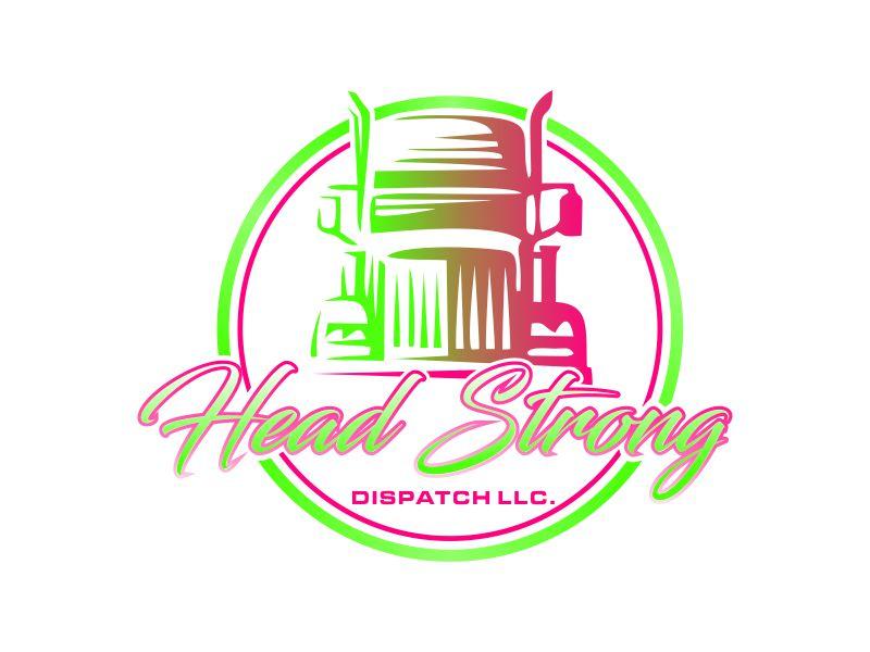 Head Strong Dispatch LLC. logo design by oke2angconcept