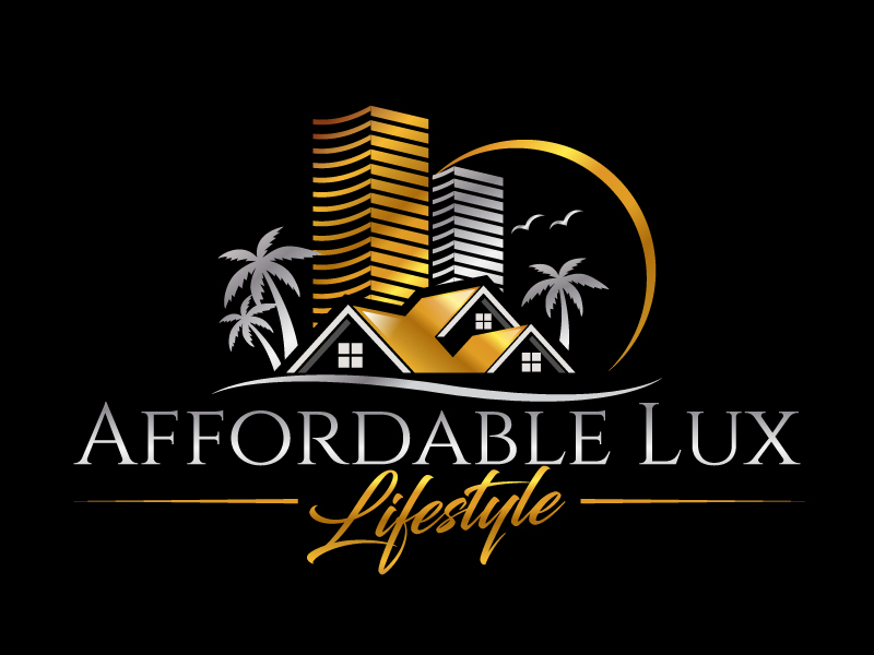Affordable Lux Lifestyle logo design by jaize