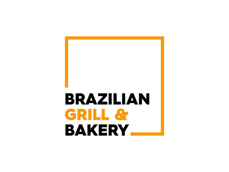 Brazilian Grill & Bakery logo design by wongndeso