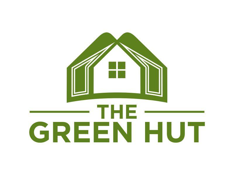 The Green Hut logo design by MUNAROH