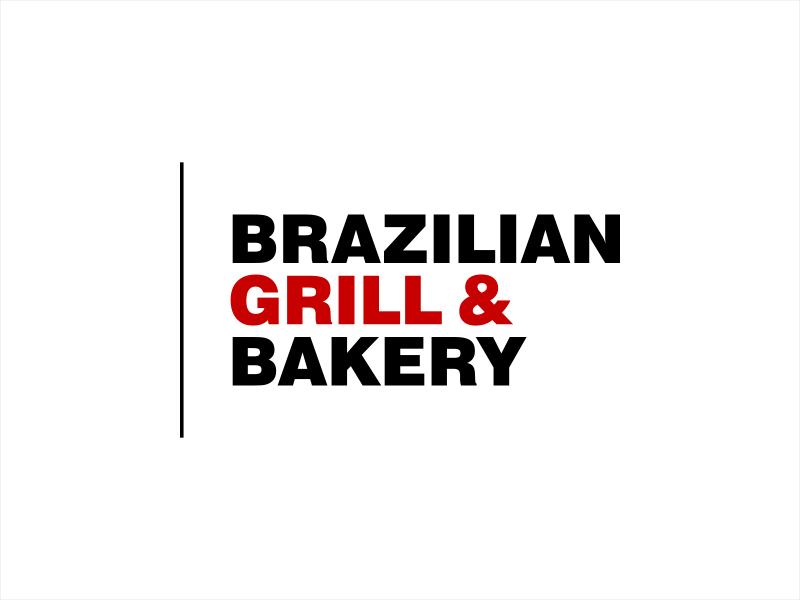 Brazilian Grill & Bakery logo design by lexipej