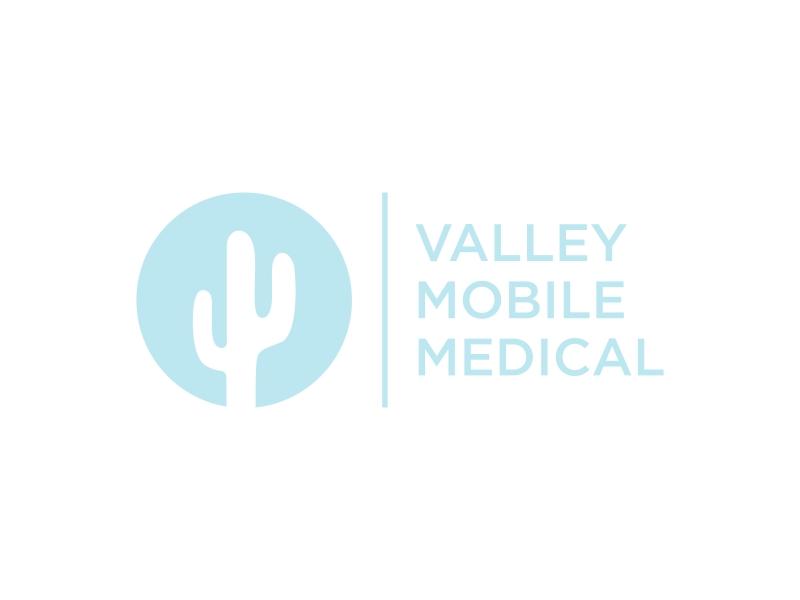 Valley Mobile Medical logo design by GassPoll
