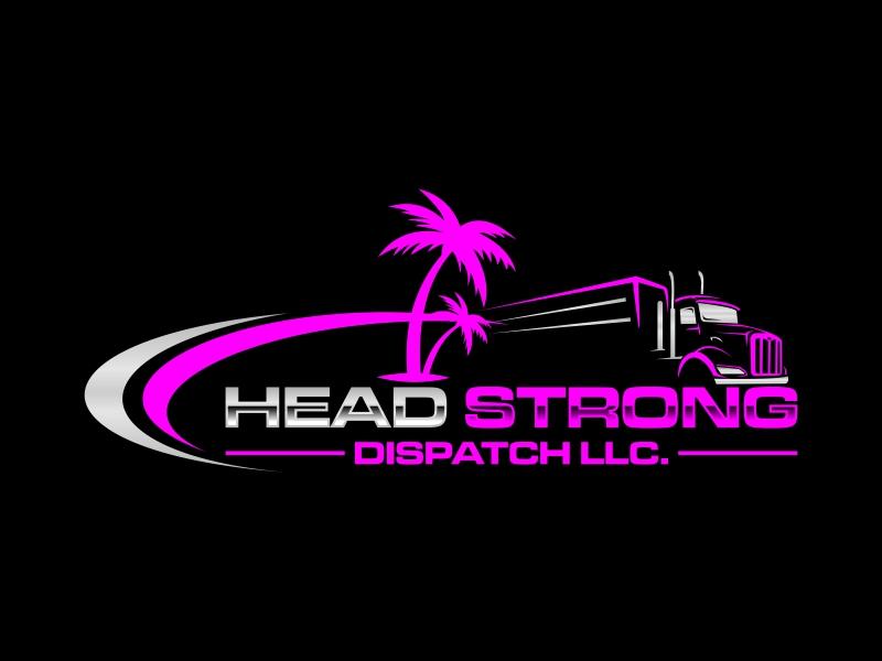 Head Strong Dispatch LLC. logo design by luckyprasetyo