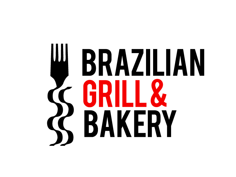 Brazilian Grill & Bakery logo design by PMG