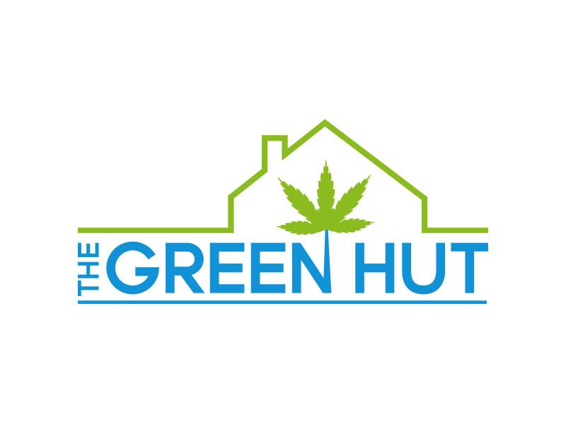 The Green Hut logo design by bluespix