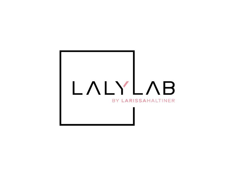lalylab logo design by akilis13