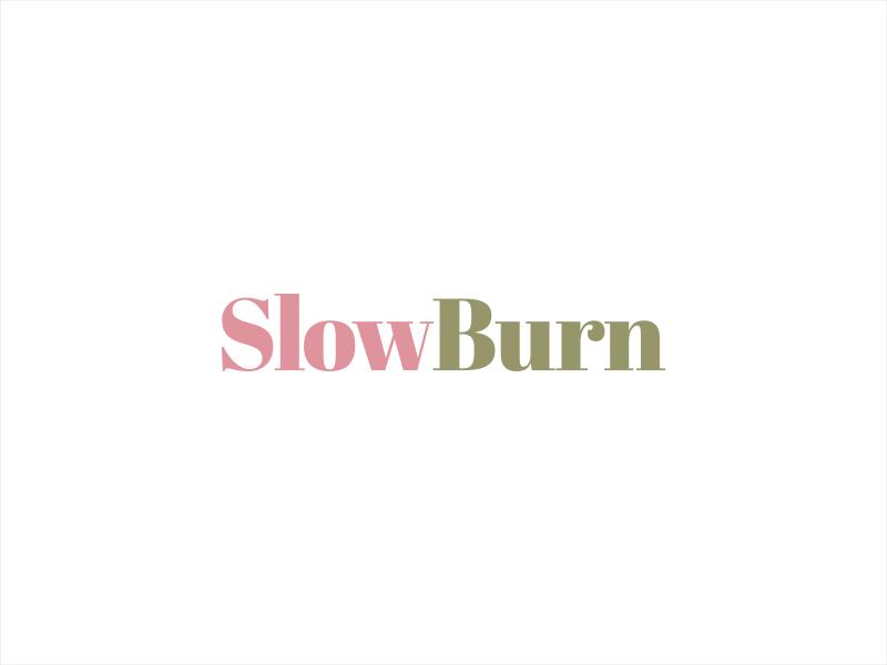 Slow Burn logo design by lexipej