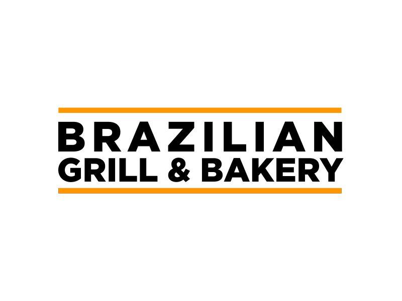 Brazilian Grill & Bakery logo design by MUNAROH