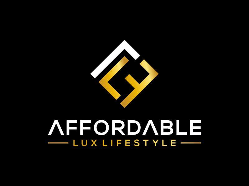 Affordable Lux Lifestyle logo design by ubai popi