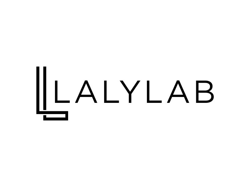 lalylab logo design by santrie