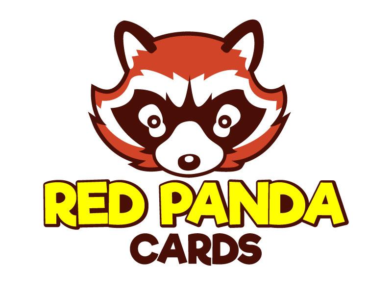 Red Panda Cards logo design by Pintu Das