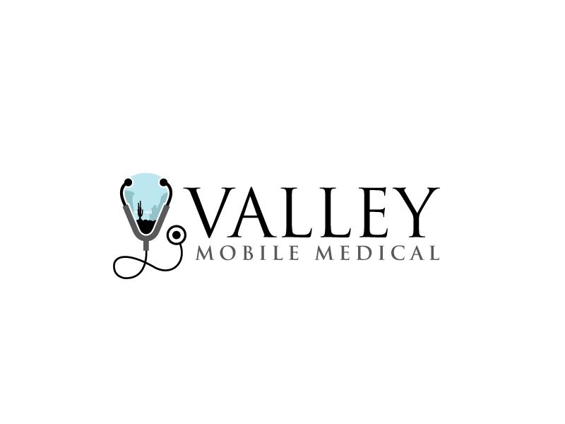 Valley Mobile Medical logo design by LogoInvent