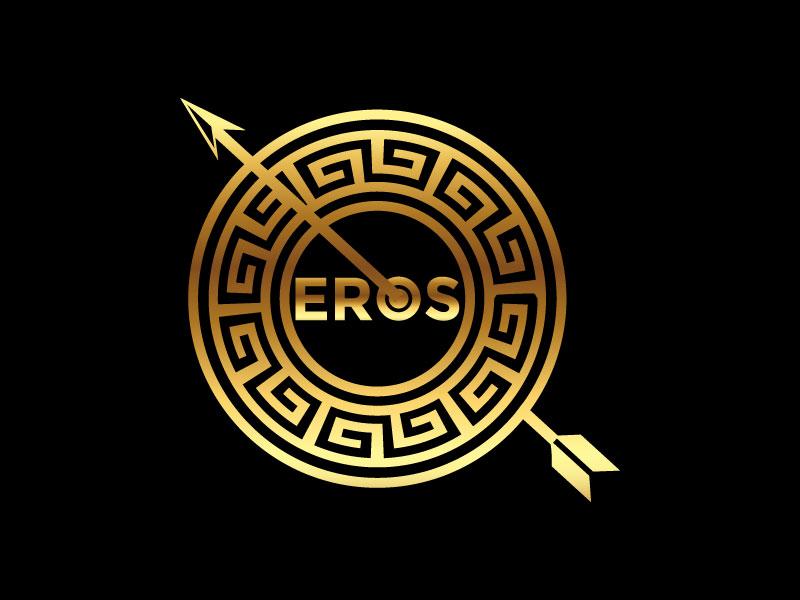 Eros logo design by aryamaity
