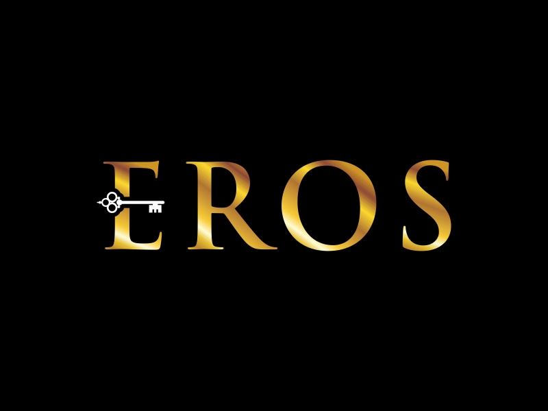 Eros logo design by GassPoll