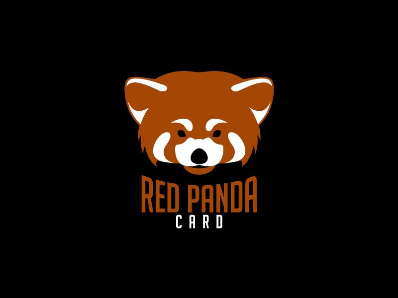 Red Panda Cards logo design by betapramudya
