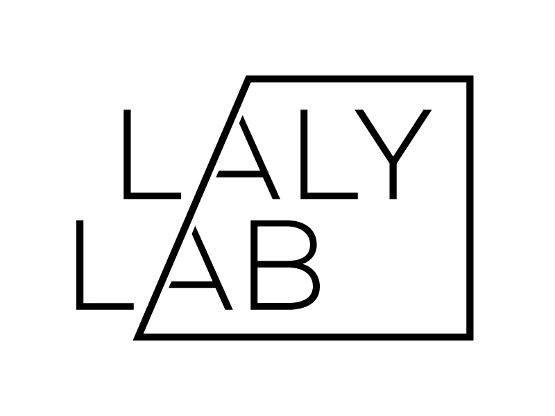lalylab logo design by pambudi