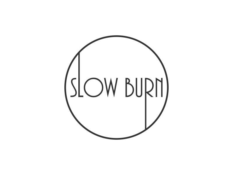 Slow Burn logo design by Purwoko21