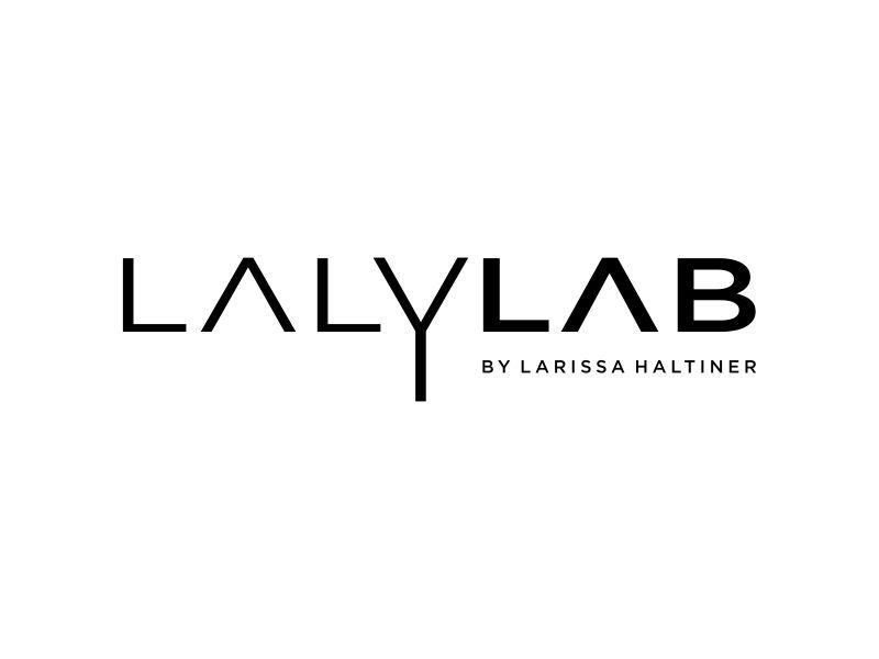 lalylab logo design by Kanya