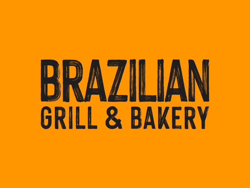 Brazilian Grill & Bakery logo design by Sami Ur Rab
