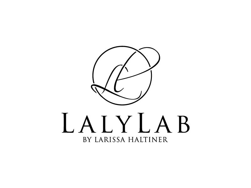 lalylab logo design by jonggol