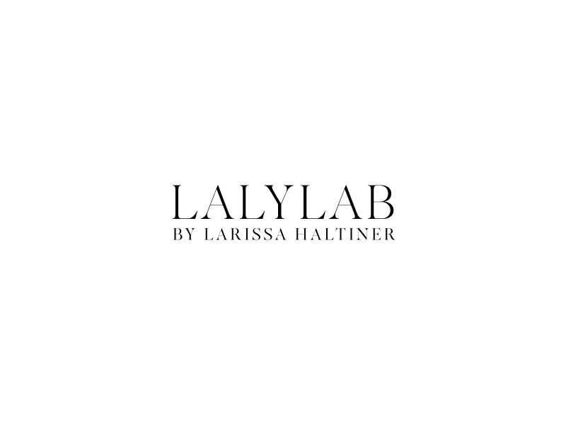 lalylab logo design by Sami Ur Rab