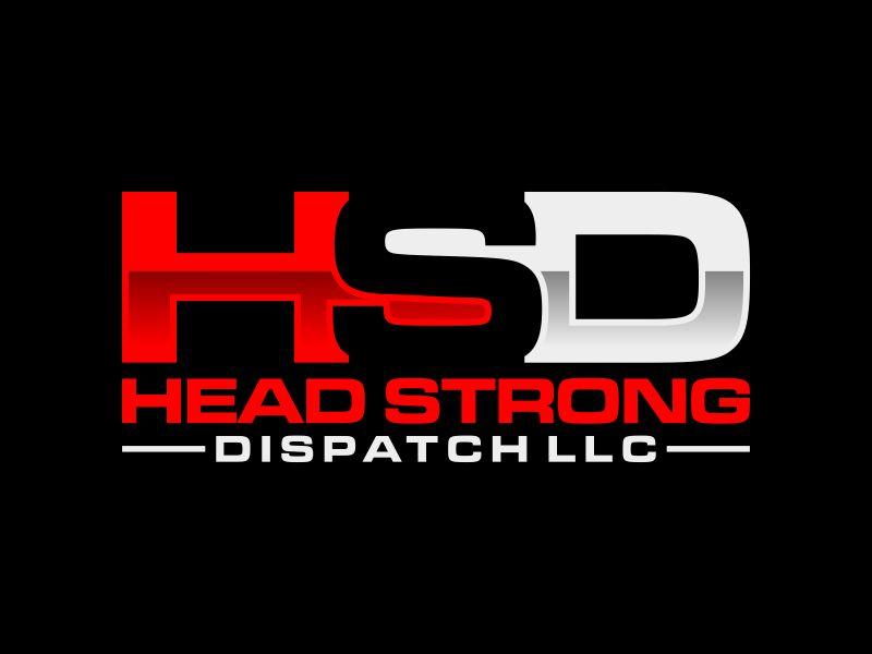Head Strong Dispatch LLC. logo design by josephira