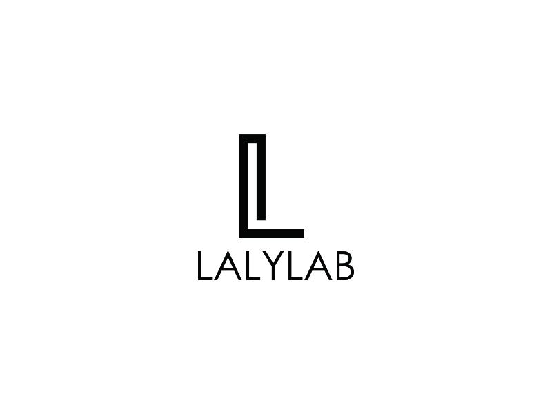 lalylab logo design by Greenlight
