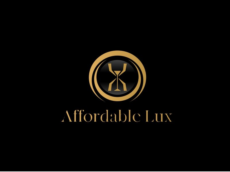Affordable Lux Lifestyle logo design by Greenlight