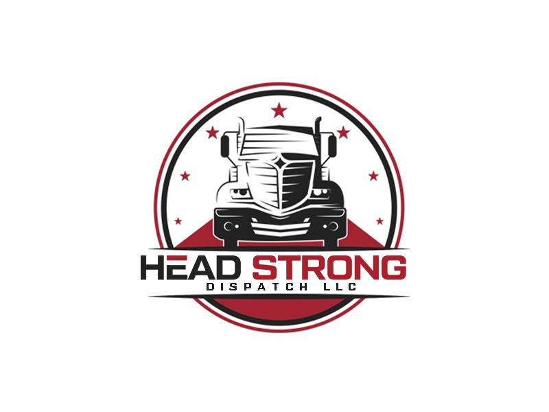 Head Strong Dispatch LLC. logo design by senja03
