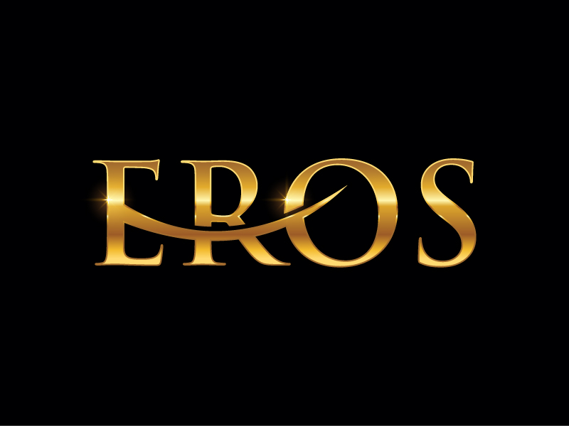 Eros logo design by up2date
