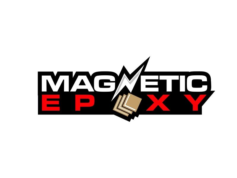 Magnetic Epoxy logo design by GassPoll