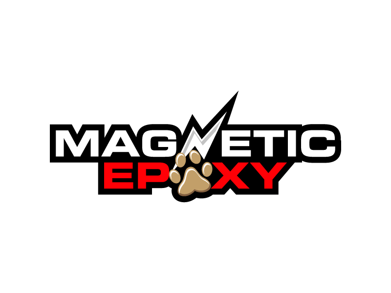 Magnetic Epoxy logo design by wongndeso