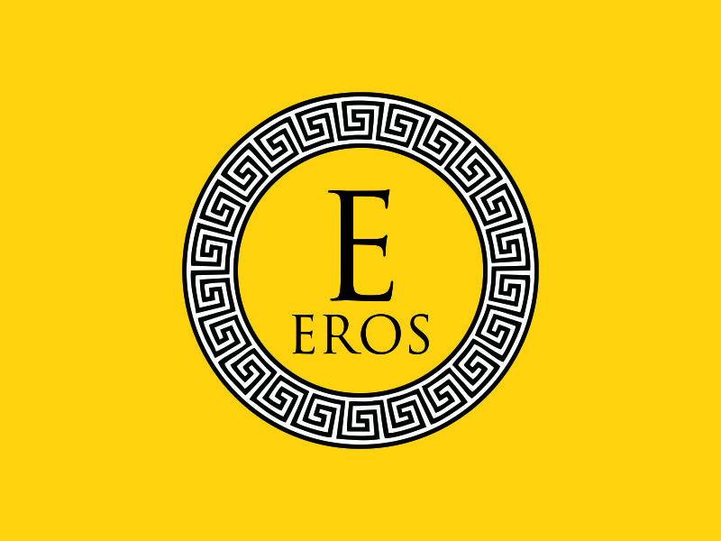 Eros logo design by BagasFerdiansah