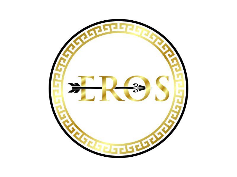 Eros logo design by oke2angconcept