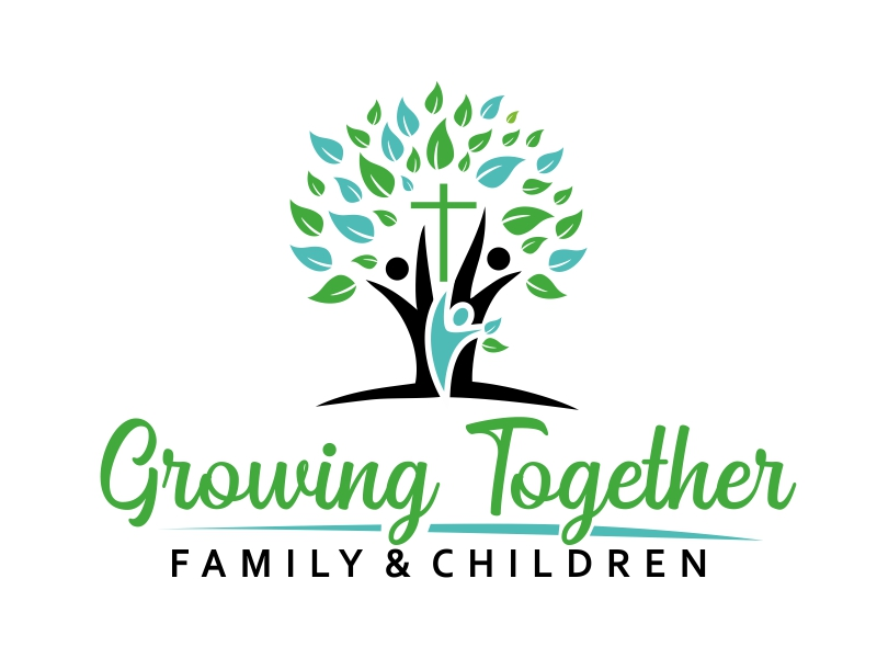 Growing Together Family & Children Logo Design