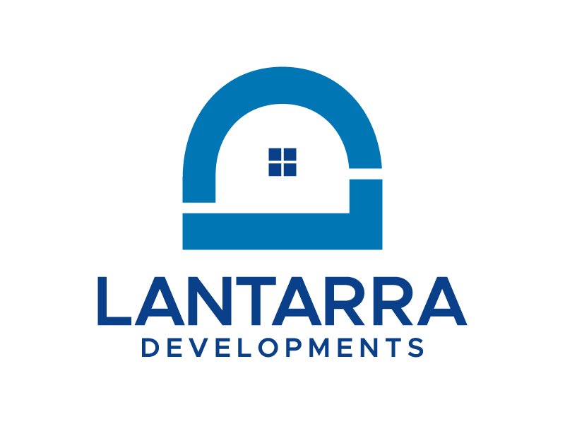 Lantarra Developments logo design by Mezzala