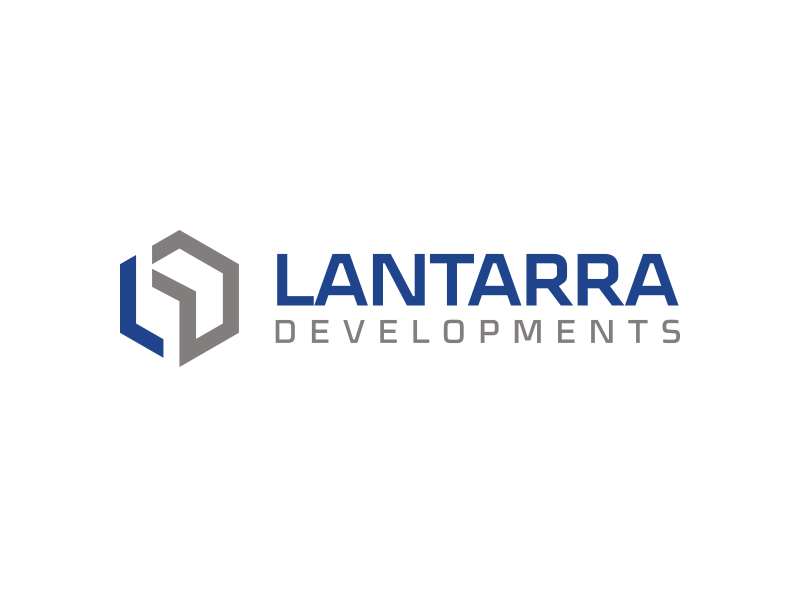 Lantarra Developments logo design by keylogo
