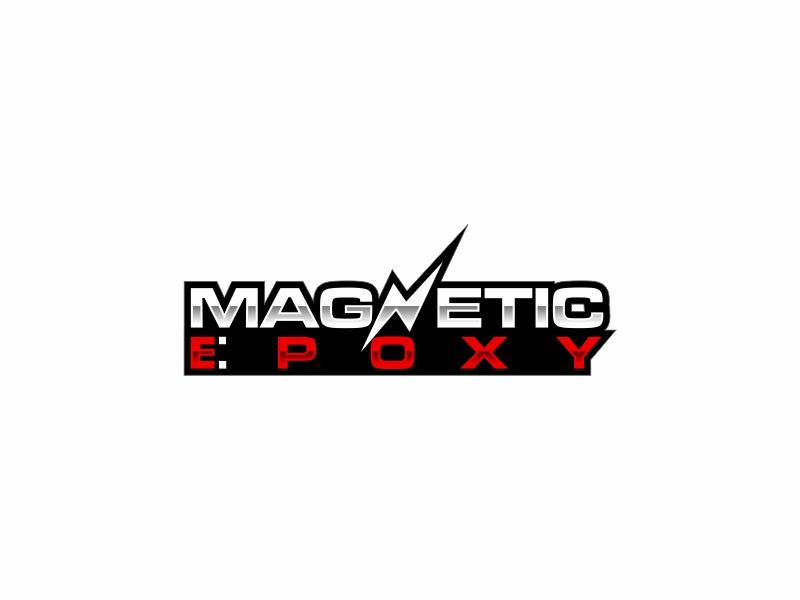 Magnetic Epoxy logo design by Zeratu