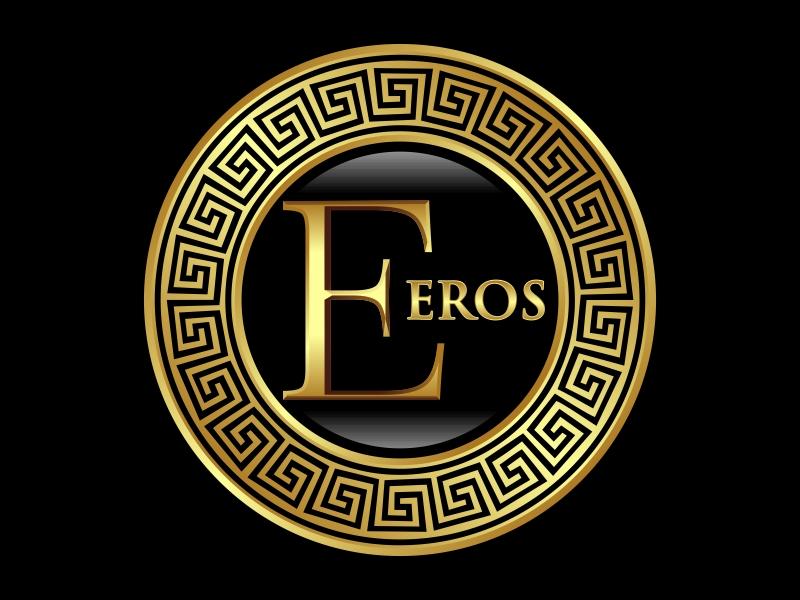 Eros logo design by Kruger