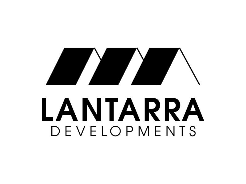 Lantarra Developments logo design by JessicaLopes