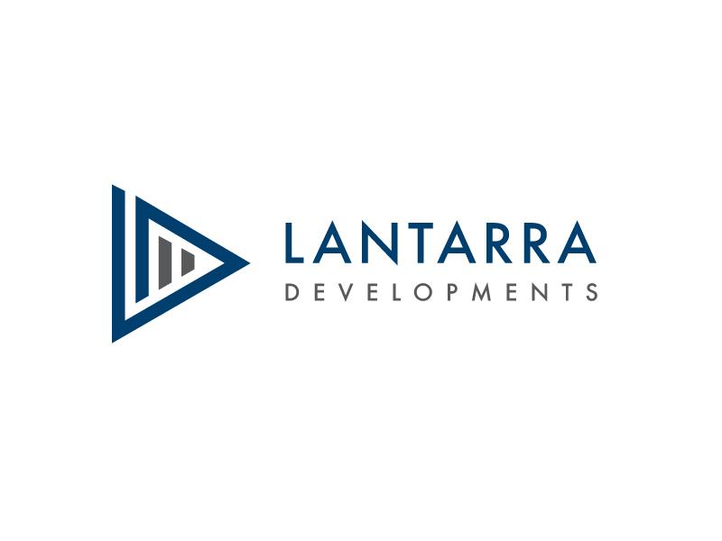 Lantarra Developments logo design by PRN123
