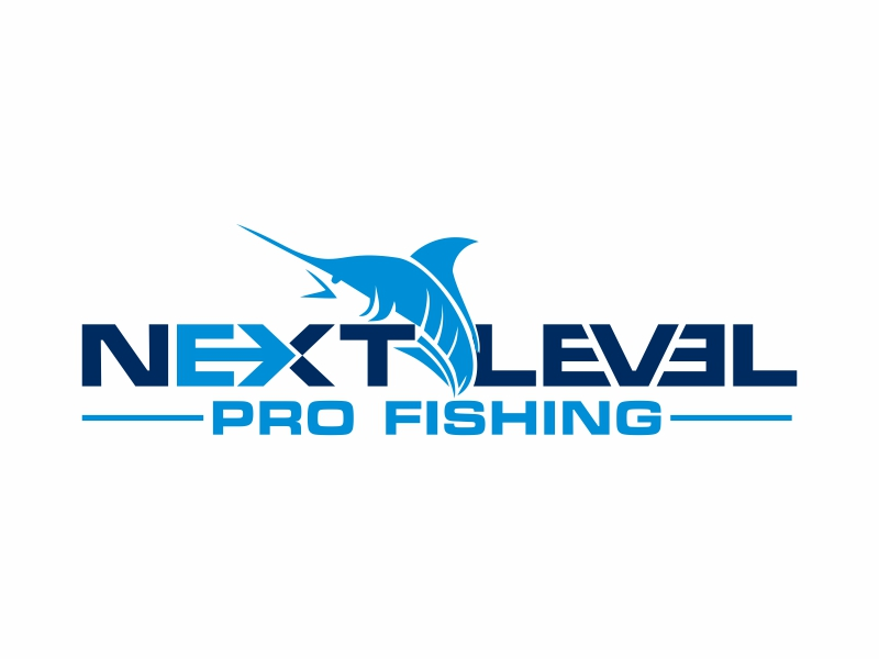 NEXT LEVEL PRO FISHING logo design by hidro