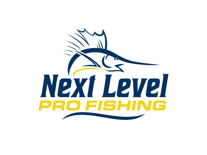 NEXT LEVEL PRO FISHING logo design by ingepro