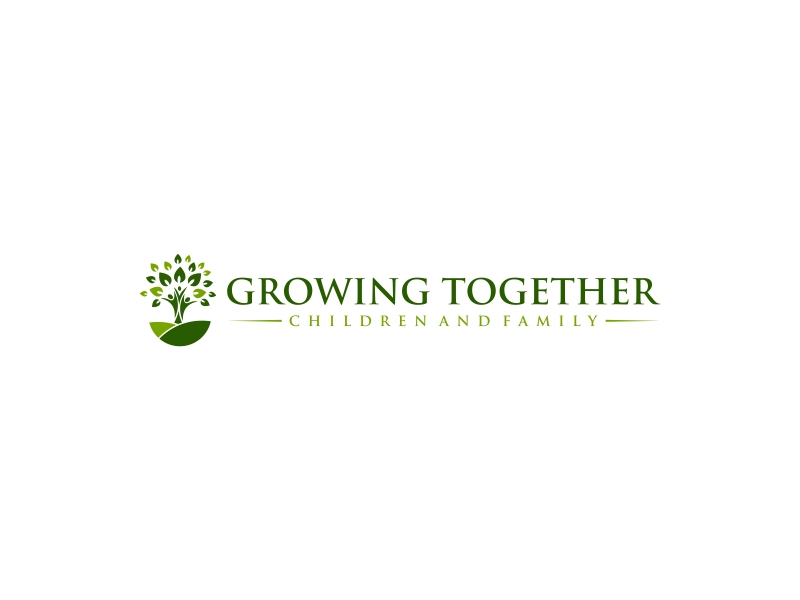 Growing Together Family & Children logo design by KaySa